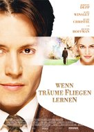 Finding Neverland - German Theatrical movie poster (xs thumbnail)