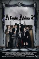 Addams Family Values - Brazilian Movie Poster (xs thumbnail)