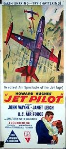 Jet Pilot - Australian Movie Poster (xs thumbnail)
