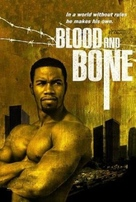 Blood and Bone - Movie Poster (xs thumbnail)