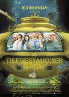 The Life Aquatic with Steve Zissou - German Movie Poster (xs thumbnail)