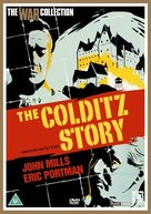 The Colditz Story - British DVD cover (xs thumbnail)
