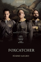 Foxcatcher - Norwegian Movie Poster (xs thumbnail)
