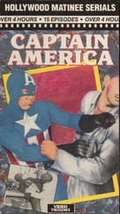 Captain America - Movie Cover (xs thumbnail)