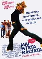 Never Been Kissed - Italian Movie Poster (xs thumbnail)