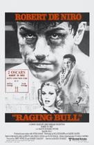 Raging Bull - Belgian Movie Poster (xs thumbnail)