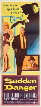 Sudden Danger - Movie Poster (xs thumbnail)