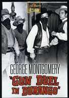 Gun Duel in Durango - DVD movie cover (xs thumbnail)