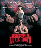 Showdown In Little Tokyo - Blu-Ray cover (xs thumbnail)