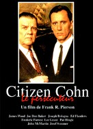 Citizen Cohn - French Movie Cover (xs thumbnail)