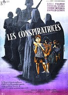 Conspiracy of Hearts - French Movie Poster (xs thumbnail)