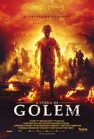 The Golem - Brazilian Movie Poster (xs thumbnail)