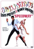 Speedway - DVD cover (xs thumbnail)