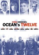 Ocean's Twelve - DVD movie cover (xs thumbnail)