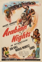 Arabian Nights - Movie Poster (xs thumbnail)