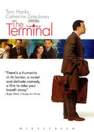 The Terminal - DVD movie cover (xs thumbnail)