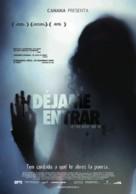 Låt den rätte komma in - Mexican Movie Poster (xs thumbnail)