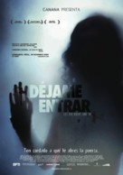 Låt den rätte komma in - Mexican Movie Poster (xs thumbnail)