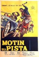 Dragstrip Riot - Argentinian Movie Poster (xs thumbnail)