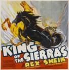 King of the Sierras - Movie Poster (xs thumbnail)