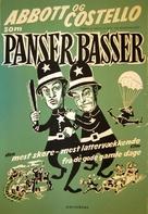 Abbott and Costello Meet the Keystone Kops - Danish Movie Poster (xs thumbnail)