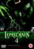 Leprechaun 4: In Space - British DVD cover (xs thumbnail)