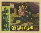 The Cry Baby Killer - poster (xs thumbnail)