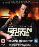 Green Zone - British Movie Cover (xs thumbnail)