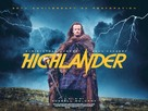Highlander - British Re-release movie poster (xs thumbnail)