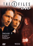 """The X Files"" - French DVD cover (xs thumbnail)"