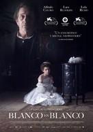 White on White - Spanish Movie Poster (xs thumbnail)