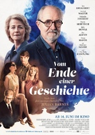 The Sense of an Ending - German Movie Poster (xs thumbnail)
