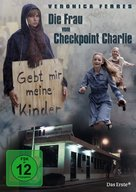 """Die Frau vom Checkpoint Charlie"" - German Movie Cover (xs thumbnail)"