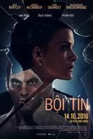 Broken Vows - Vietnamese Movie Poster (xs thumbnail)