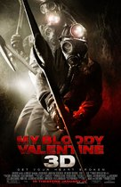 My Bloody Valentine - Movie Poster (xs thumbnail)