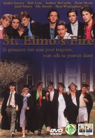 St. Elmo's Fire - French Movie Cover (xs thumbnail)
