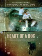 Heart of a Dog - French Movie Poster (xs thumbnail)