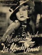 Blonde Venus - German poster (xs thumbnail)