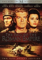 The Fall of the Roman Empire - DVD cover (xs thumbnail)