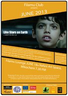 Taare Zameen Par - South African Movie Poster (xs thumbnail)