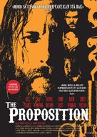 The Proposition - Swedish Movie Poster (xs thumbnail)