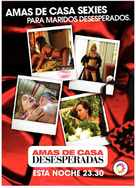 """Amas de casa desesperadas"" - Spanish Movie Poster (xs thumbnail)"