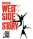 West Side Story - Movie Cover (xs thumbnail)