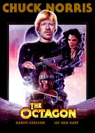 The Octagon - DVD cover (xs thumbnail)