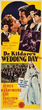 Dr. Kildare's Wedding Day - Movie Poster (xs thumbnail)