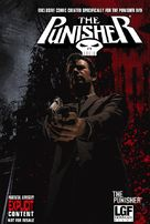 The Punisher - Movie Cover (xs thumbnail)
