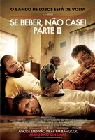 The Hangover Part II - Brazilian Movie Poster (xs thumbnail)