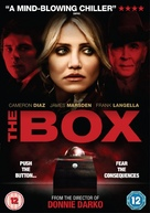 The Box - British Movie Cover (xs thumbnail)