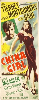 China Girl - Movie Poster (xs thumbnail)
