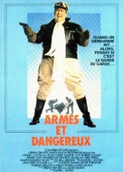 Armed and Dangerous - French Movie Poster (xs thumbnail)